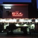 La Havane, Teatro Mella décembre 2014
