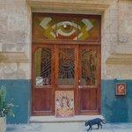 La Habana Vieja, La Marca galeria y tatuaje 2015