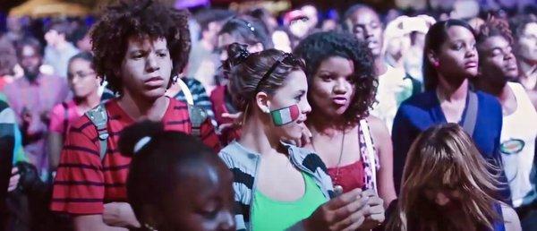 La Havane, public du World Music Festival 2015. Photogramme extrait de la vidéo promotionnelle, droits réservés.